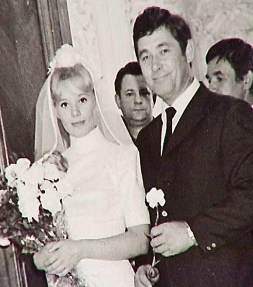 Людмила Сенчина и Вячеслав Тимошин